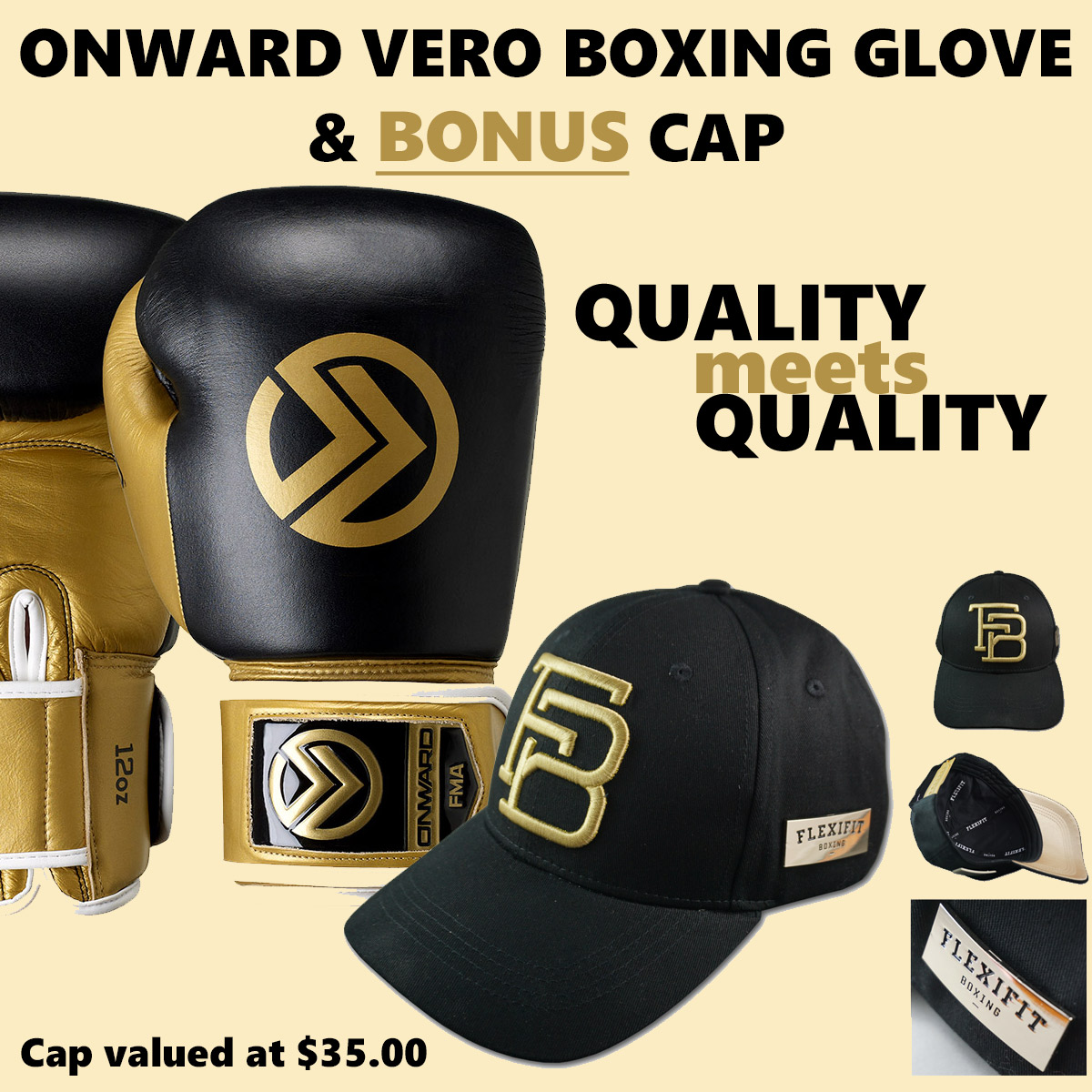 Shiv Naresh Teens Boxing Gloves 12oz: Onward Vero Boxing Glove