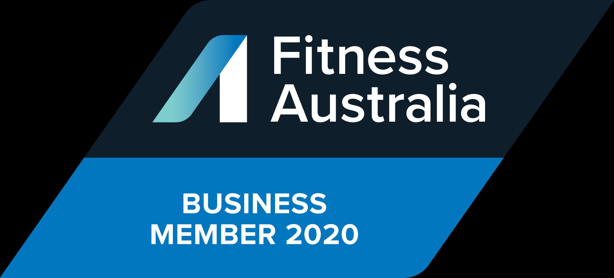 Fitness Australia Business Member